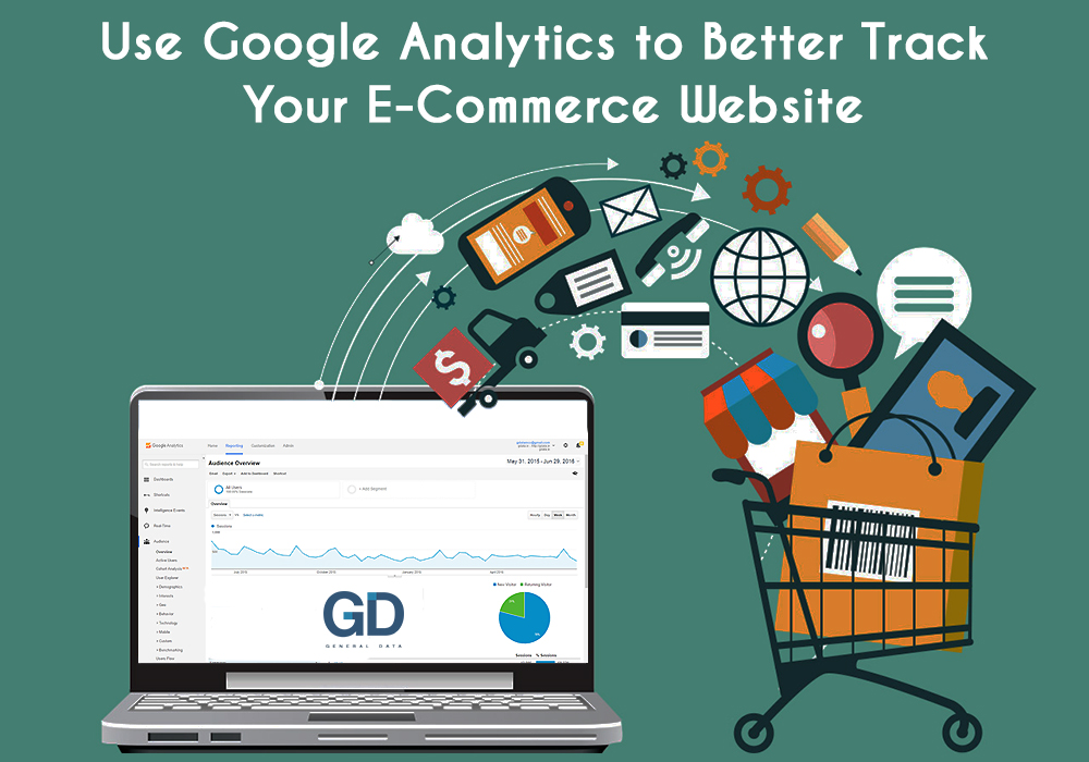 The 8 point program to using google analytics to better for E commerce websites