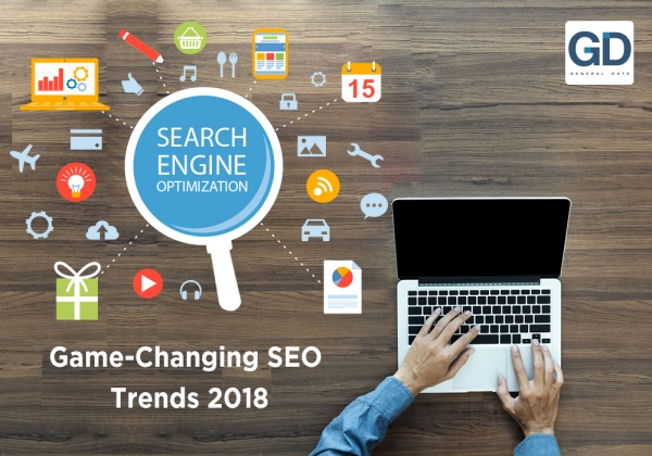 Game-changing SEO Trends coming in 2018